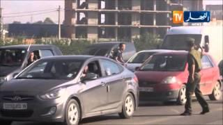 وفاة 76 شخص و إصابة 662 في حوادث المرور في ظرف أسبوع