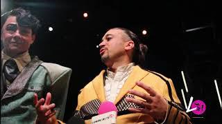 """bazzar"" De Cirque Du Soleil Impresiona En República Dominicana"