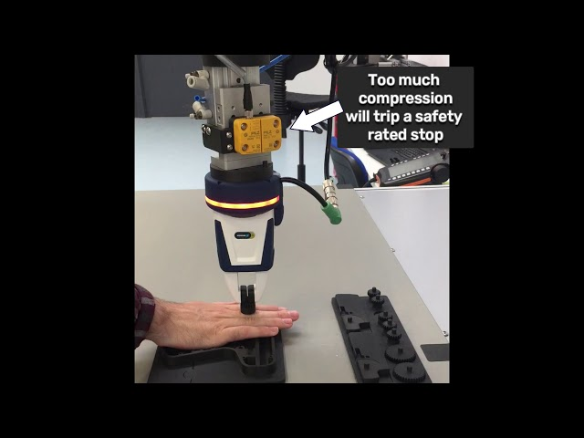 Optimising the Efficiency of a Human-Robot Collaboration Application