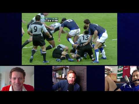 New Zealand v France 2007 | Eggchasers Watch-Along Special