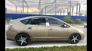 ឡានលក់ $11,700 Prius 2007  Cambodia car price
