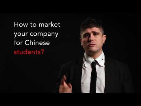 Education in China: Marketing Agency based in Shanghai
