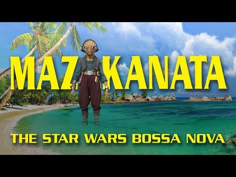 Maz Kanata Star Wars Song Spoof