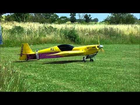 Robban flies Diablotin XL MRFS