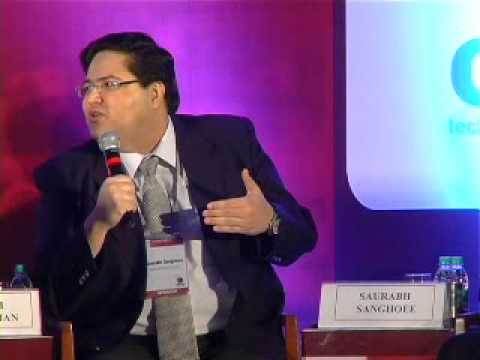 NASSCOM Cloud & Mobility Summit 2012: Session II: Mobile Collaboration