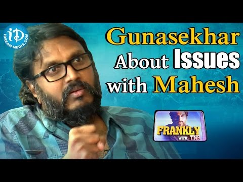 Thumbnail: Gunasekhar About Issues With Mahesh Babu || Frankly With TNR || Talking Movies