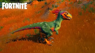 Dinosaurs in Fortnite!