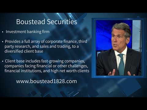 Small Cap Nation (SCN) interviews Dan McClory on Boustead's recent Reg A+ and IPO deals