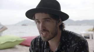 Joshua James Richards at Cannes 2017