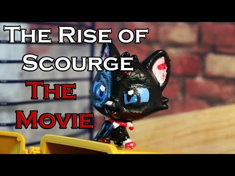 Warrior Cats: The Rise of Scourge: The Movie COMPLETED