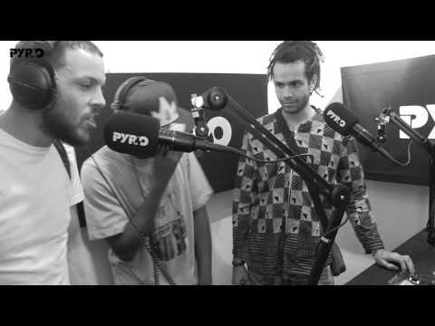 New Guardz Cypher With K Zorro, Marv Radio & Crickstar - #FlipLifeRadio - PyroRadio - (26/05/2017)