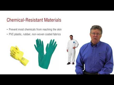 Online Pesticide Training - Personal Protective Equipment And Emergency Response