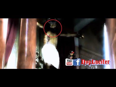 คลิปลึกลับ!! รูปปั้นพระเยซูลืมตาเองได้ในเม็กซิโก (The statue of Jesus opening his eyes in Mexico)