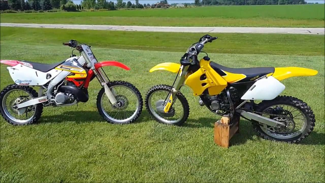 First Ride 2016 Suzuki RMZ 450 || Motocross Action Magazine - YouTube