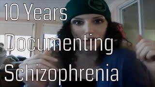 10 Years Documenting Schizophrenic Rachel Star Withers
