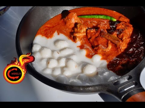 Pidiyum Kozhiyum|| പിടിയും കോഴിയും|| ChickenCurry & Rice dumplings in Coconut Gravy||Ep:315