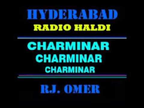 Hyderabad radio haldi (charminar)