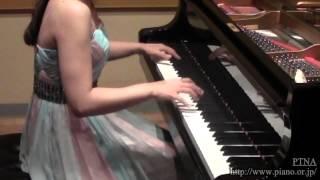 "Brahms/""Intermezzo"" 4 Stücke,No.3 C-dur op.119-3 pf:梅村知世"