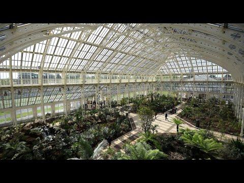 """Nach Restaurierung: Wiedereröffnung in """"Kew Gardens"""""""