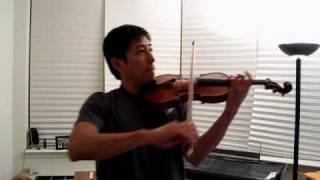 Leona Lewis - Run (Violin cover by Joe Hong)