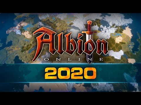 Albion Online 2020 - Видеообзор [Что поменялось после патчей PERCIVAL и QUEEN]