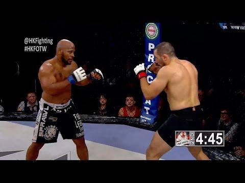 Clay Davidson vs UFC and Bellator Veteran Rodney Wallace