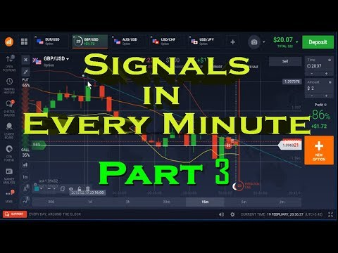 Signals in Every Minute Part Three in Hindi  |  Best Binary Option Strategy 2018