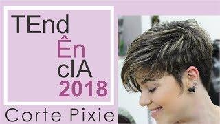 Tendência 2018 - Corte Pixie Cut thumbnail