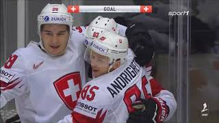 Eishockey WM 2018 - Finnland vs. Schweiz 2:3 / Viertelfinale Highlights Sport1