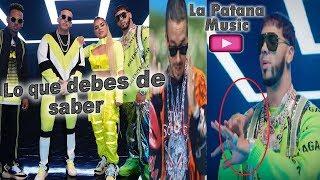 Lo que debes de saber del tema China de Anuel, Daddy Yankee, Karol G, Ozuna y J Balvin