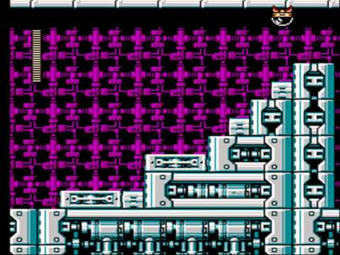 Misc Computer Games - Mega Man - Dr Wily Stage 3