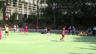 20131207 港九手球學界d2 準決賽 cpc vs bhjs 上半場