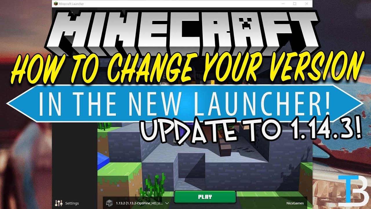 minecraft new version 1.14 free download