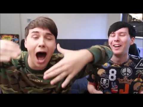 4 Minutes Of Dan Losing His Shit