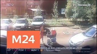 В Зеленограде женщина бросила малыша на улице через месяц после родов - Москва 24