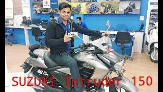 Suzuki Intruder 150 | Hindi Review |