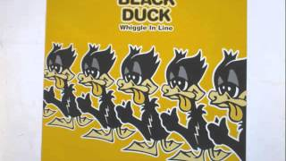 Black duck- Whiggle in Line (7´ mallard mix)