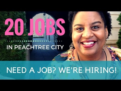 HOT JOBS South Atlanta January 27 2017