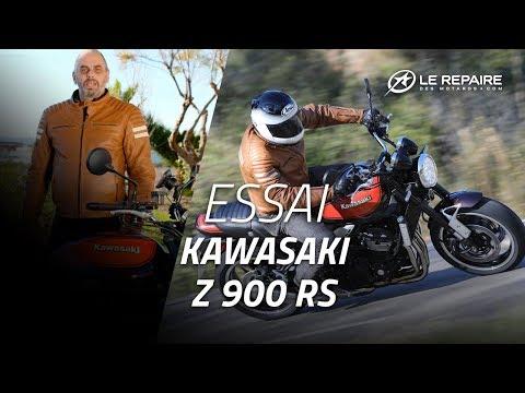 Essai Kawasaki Z 900 RS