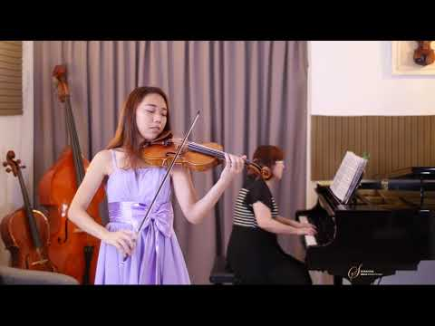 C. Schumann, Three Romances for violin and piano, Op. 22