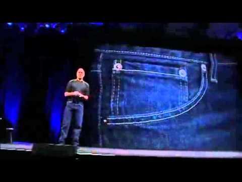 The Change Agent- Steve Jobs