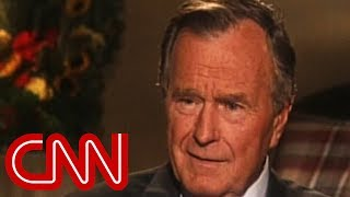 George H.W. Bush: My extraordinary life | 1999 CNN Interview