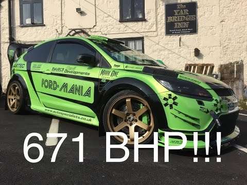 Owning A 671 BHP Focus RS, Modified Car Review