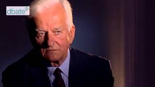 Richard von Weizsäcker über Helmut Kohl und die CDU (dbate-Interview)