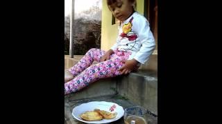 Pisang goreng panas Jovita