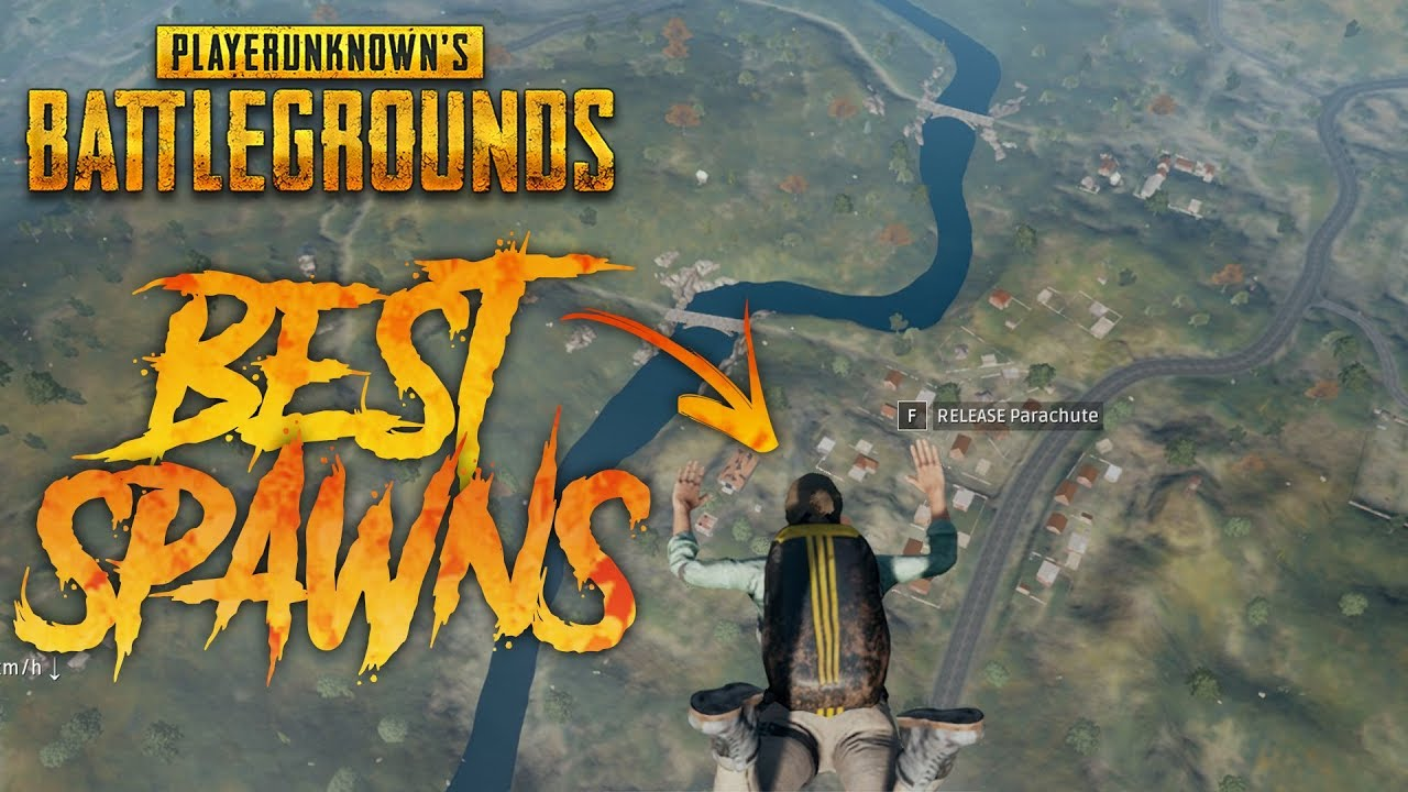 Top Places To Find The Best Loot: 6 BEST PLACES TO LAND AND LOOT IN PUBG!!