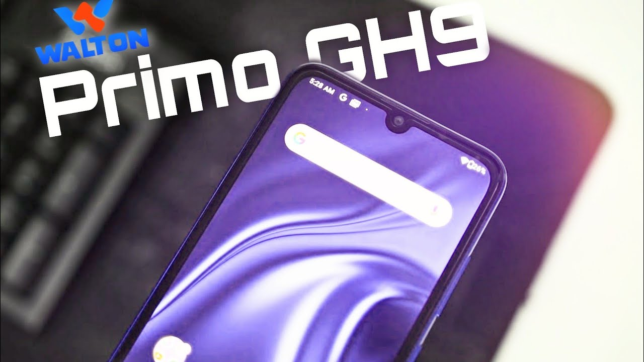 Walton Primo GH9 Review in Bangla!