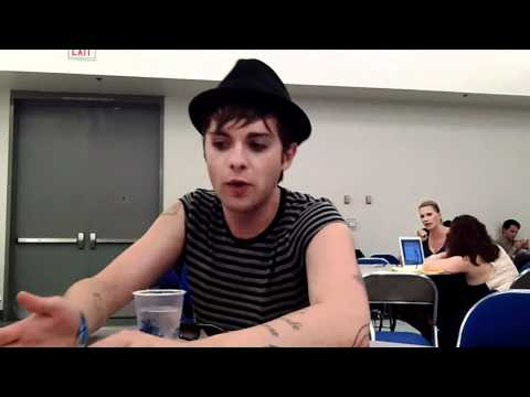Thomas Dekker Talks The Secret Circle at Comic-Con 2011