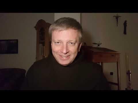 o. Franciszek Krzysztof Chodkowski. Prawdziwy Strażak. Słowo na Dobranoc  218 