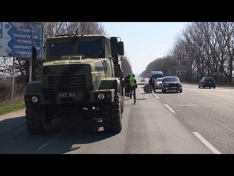 Телеканал НТК: Довкола Івано-Франківська працюють блокпости